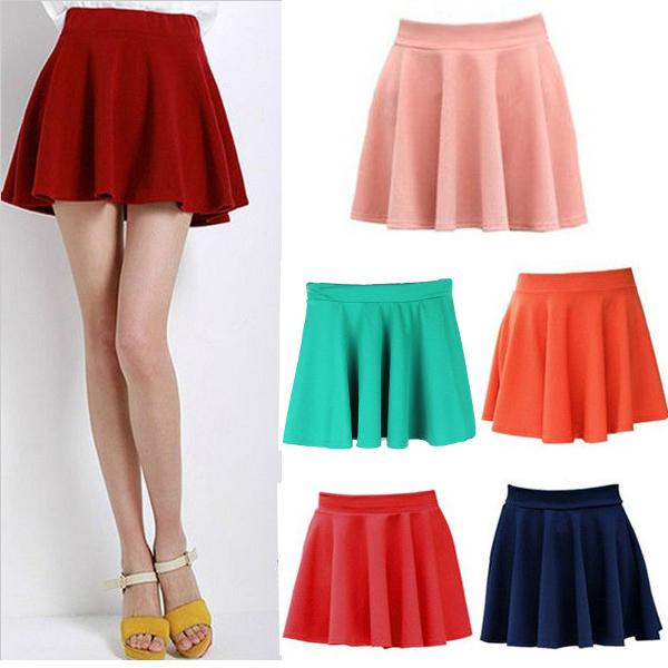 Mini faldas adolescentes gratis