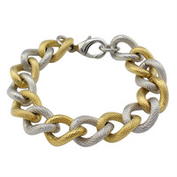 christmas gift for women stainless steel fashion metal vintage bracelets & bangles BR-020