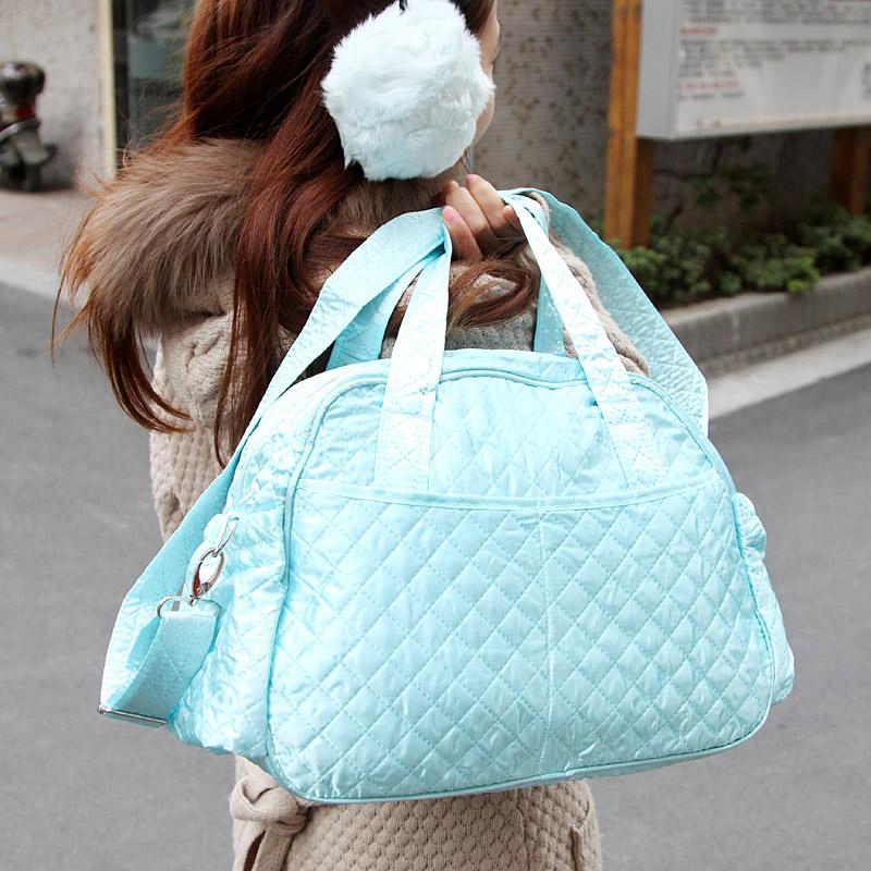 New arrival Quality large capacity nappy bag fashion multifunctional storage bag(China (Mainland))