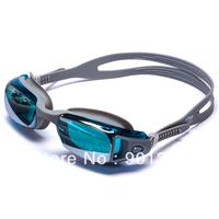 New design silicon prescription waterproof speedo style arena swim goggle