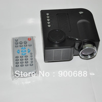 Hot sell Cheap mini projector UC28 LED projector , VGA for PC Laptop with remote control