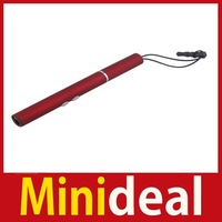 rising stars [MiniDeal] 2 in 1 Capacitive Stylus Touch Screen Pen Laser Pointer LED Torch Flashlight #03 Hot hot promotion!