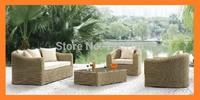 Rattan Outdoor Furniture Set Outdoor Garden Furniture Set &
