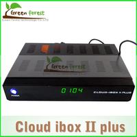 New Model Cloud ibox 2 plus HD mini vu solo Cloud ibox II plus Support IPTV YouTube Cloud ibox2 plus Satellite TV Receiver