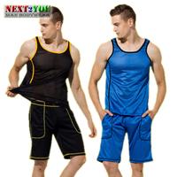 Free Shipping!!-High Quality Sports Sets/ Men Sport Shorts/ Casual Pants & Shirts / 4 COLORS (N-506)