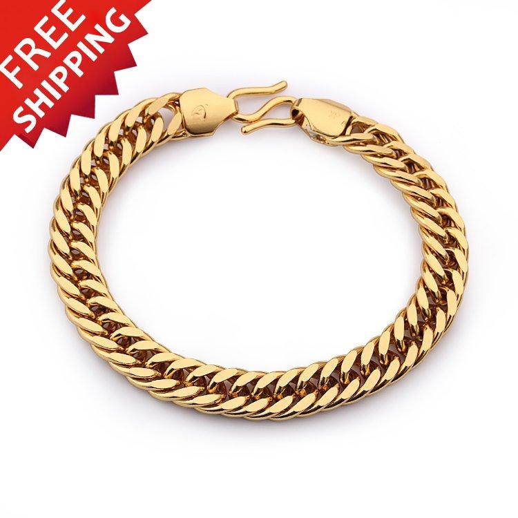 Indian Gold Bracelets For Men