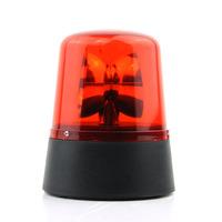 Free shipping Red Spinning Alert Light Lamp Novelty USB Police Light