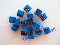 Free Shipping  5.08-301-2P 301-2P 100PCS   2 Pin Screw Terminal Block Connector 5mm Pitch