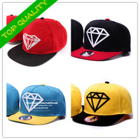 High Quality NEW Adjustable Diamond Snapback cap Men Basketball football Hip Pop Baseball cap Snapback hat Snap Back