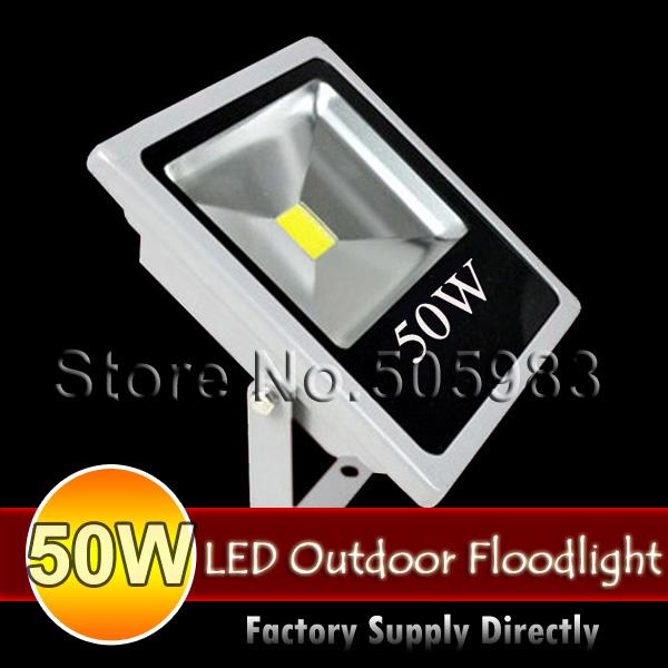 Fedex Ship Wholesale 10PCS 20W 30W 50W 110V 220V Flood Light Outdoor Reflector Lamp Outside LED Wall Washer Garden Floodlight(China (Mainland))