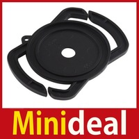rising stars [MiniDeal] 55mm 52mm 43mm Universal Lens Cap Anti-losing Camera Buckle Lens Cap Holder Hot hot promotion!