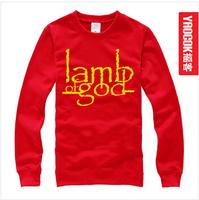 Lamb band lamb of god o-neck sweatshirt