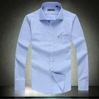 2014 autumn men busines shirts male casual long sleeve dress shirt big/ large size xxxl men shirt tm11 free shipping 7colors