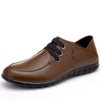 Genuine leather shoes for men men's fashion leather shoes
