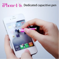 For touch stylus touch pen apple   iphone4 4s   for iphone   halter-neck touch screen pen capacitor pen