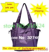 FREE SHIPPING  + 2014 women 's Handbag Shoulder Bag Messenger Bag Sports Bag  fitness Bag