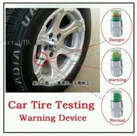 New Mini 2.4Bar 36PSI Car Tire Tyre Pressure Monitor Valve Stem Cap Sensor Indicator 3 Color Alert wholesale Dropshipping