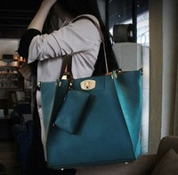 Female bag of new fund of 2013 autumn winters! Lady handbag, letter bag, shoulder bag !DP104