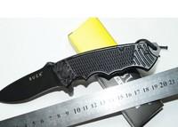 3Piece/lot OEM BUCK B37 5Cr13 Blade Aluminum Handle Folding Tactical/Rescue/Survival Knife Camping Tools CZ0313