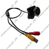 Free shipping Mini HD CMOS 138+8520 1000TVL 1.78mm Wide Angle Video CCTV camera 170 Degree