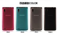 10pcs New Arrival For Lenovo P780 Back Case Soft Silicone Skin Cover for Lenovo P780 Mobile Phone Cases
