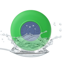 Mini Waterproof Wireless Bluetooth Speaker Handfree For iPad iPhone for ipod touch-Melina