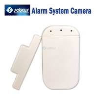 Wireless GSM Magnetic DVR Alarm System Camera Home Security Surveillance Micro SD Card