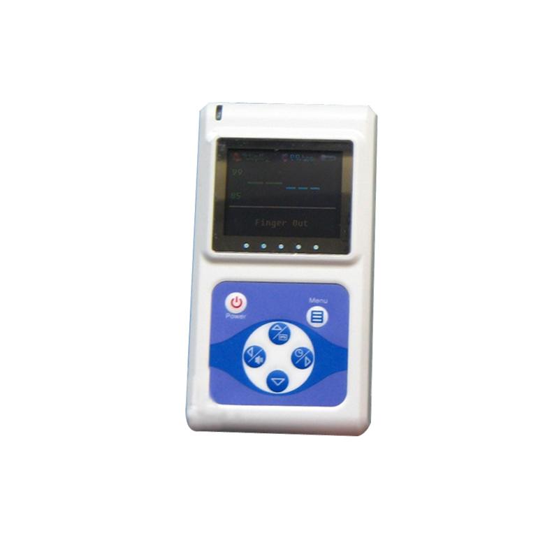 animal/ adult/children probe lpurple colour blood oxygen monitor super pulse laser pulse oximeter CMS60D(China (Mainland))
