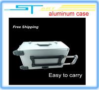 Free Shipping  Dji phantom  FPV  aluminum case hm box outdoor protection box flying fairy box  AR Four -axis easy supernova hot