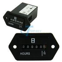 10v -80v Volts voltages DC Boats Cars Trucks Tractors Digit Display Digital Hour Meter Free Shipping TK0520#