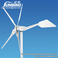 SKY 1200W magnet wind generator windmill decorative garden