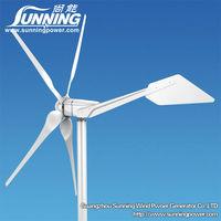 SKY 1200W magnet wind generator windmill decorative garden