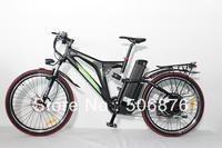Black X8-II Mountain Ebike 48V 1000W Electric Bike with 48V 20Ah Li-ion Battery,Shima Hydraulic Disc brake