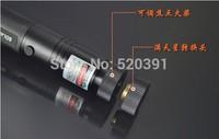 Aluminum alloy 8000 meters laser flashlight 10000mw infra green laser pen green  pen lock switch