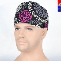Matin MEDICAL SCRUB CAP FOR UNISEX SHORT HAIR