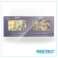 "SEETEC 7"" dual rack mount Monitors for broadcasting field"