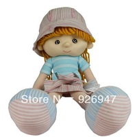 Cloth doll Yuppies 15 pcs/lot baby Minion  toy Yappies dolls 50cm(19.5inch)  toys turffed new style for baby free shipping