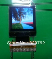 1.1 inch Wearable Electronics color oled display
