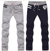 Free Shipping 2013 Casual Harem Pants Men famous brand Sports baggy pants hip hop pants mens Dance sweatpants