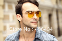 2013 hot new 4 colors optical polarization casual men's sport sunglasses woman dark glasses sun lenses oculos original