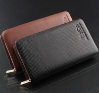 M01 wholesale purse men genuine leather handbags brand wallet clutches man wallets gift for men