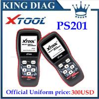 Original Xtool PS201 Heavy Duty Code Reader Diesel Test PS201 OBDII Scanner