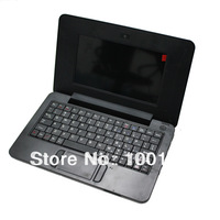 FREESHIPPING Wholesale original 7inch Mini Netbook WIFI android 4.2 Laptop 512mb 4GB flash VIA8880  1.5Ghz  notebook