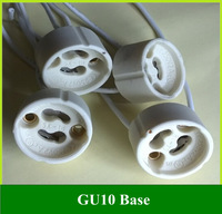 GU10 Lamp Holder GU10 Lampholder Led Light Holder Light Base 20pcs Free Shipping