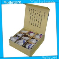 Free Shipping Unique gift technology flower tea ball gift box technology tea tea jasmine flower tea