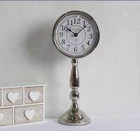 Exported to Europe and European-style retro metal Roman numeral clock pendulum clocks home decoration
