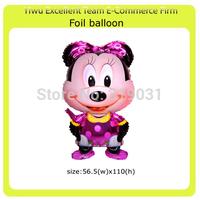 free shipping new styles foil balloon & helium balloon 100pcs/lot mix order