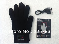 2013 New, Best quality, Bluetooth IGlove Screen touch gloves Unisex Winter for Iphone touch glove