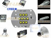 High Quality!CREE 100W Xlamp XML2 XM-L2 White 6500K LED Emitter Light  DC28-36V 3000mA 100W 12000LM with Cooper PCB