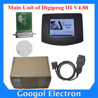 Best Quality Main Unit of Digiprog III Digiprog 3 V4.88 Odometer Programmer with OBD2 Cable Fast Express Shipping
